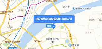 武汉保温砂浆公司地图